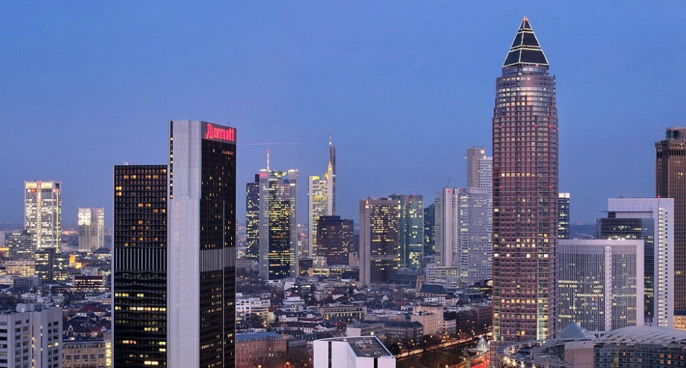 where to stay in Frankfurt Marriott