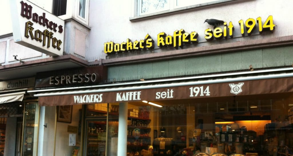 Wacers Kaffee Frankfurt - Great Coffee and Espresso in Frankfurt Germanyresso