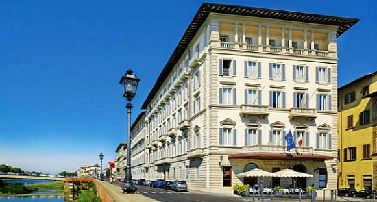 St. Regis Florence, Italy: Tuscan Hotel Review