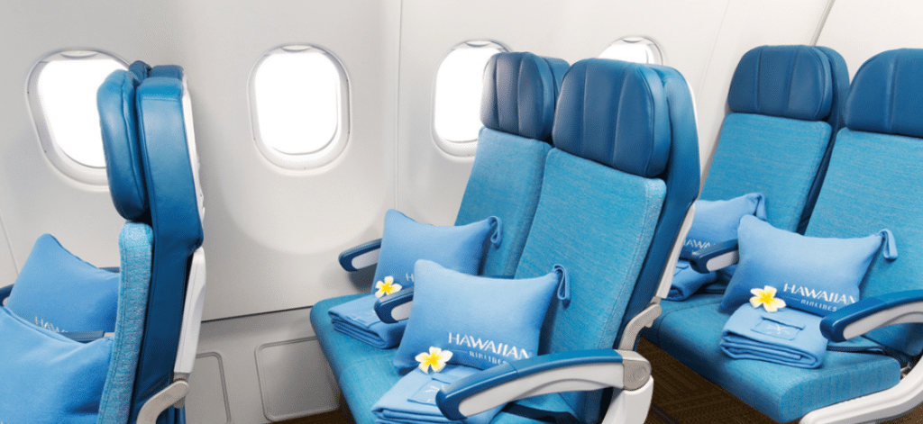 use a hawaiian airlines promo code to fly premium economy