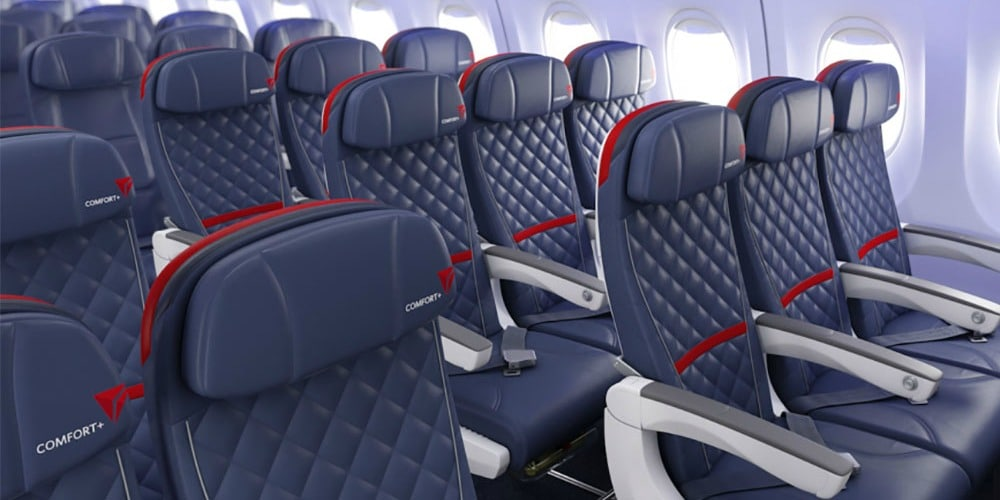 fly economy comfort for less with a Delta Airlines Promo Code