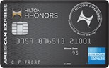 Hilton HHonors Surpass American Express Card