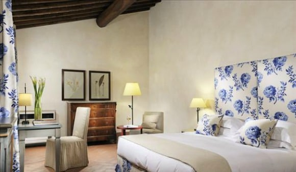 Castello del Nero Executive Double Room