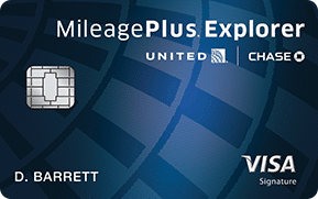 chase united mileage plus review