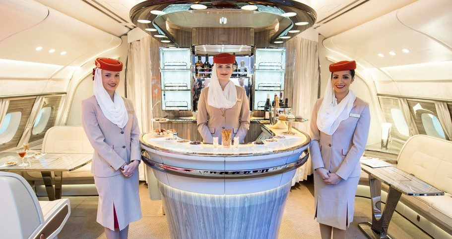 You will need more than just an Emirates Discount Code to have a drink at this bar....
