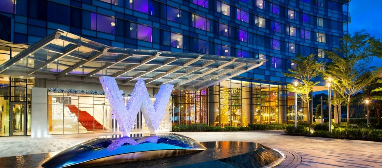 Find the best Starwood Promo Code here