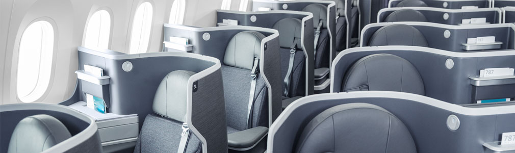 american airlines international business seating
