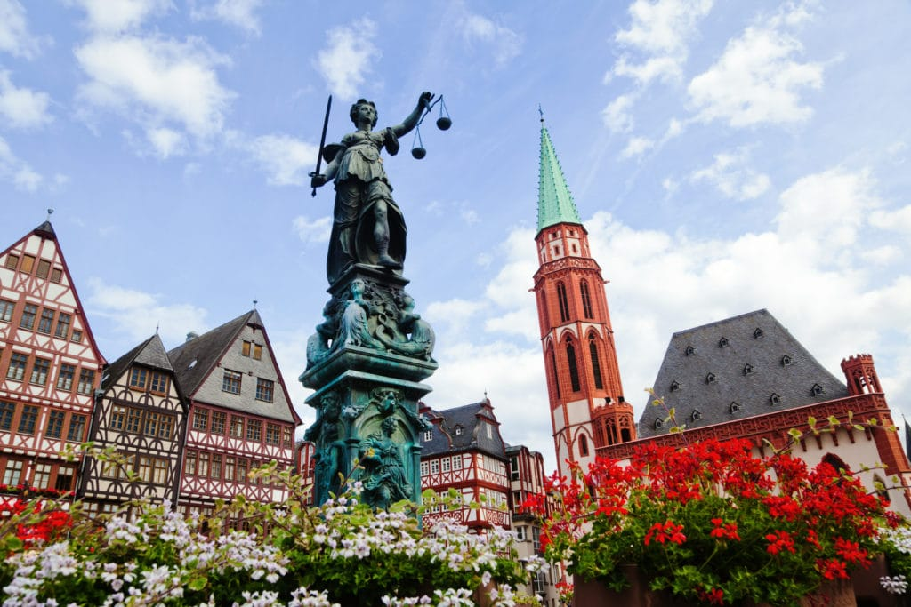 what to do in Frankfurt Germany Guide