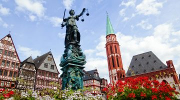 Where to Stay, Eat and Drink in Frankfurt, Germany