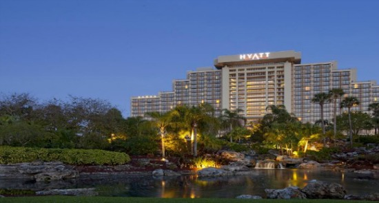 Hyatt Regency Grand Cypress Orlando Florida Hotel Review