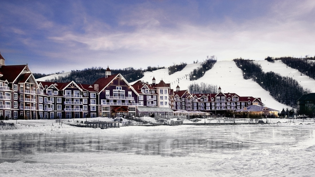Westin Trillium House, Blue Mountain: Ontario, Canada Ski Resort