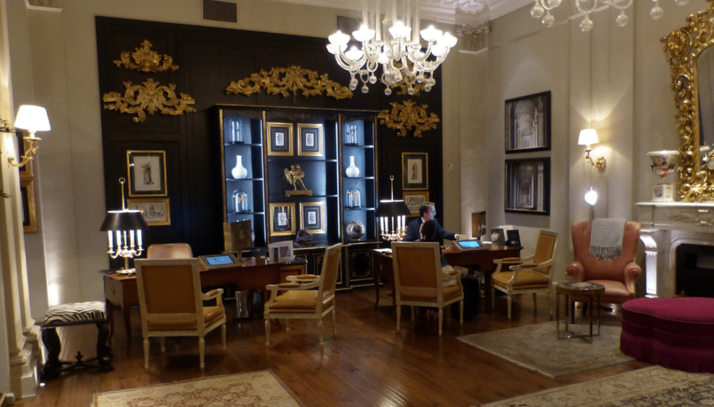 St. Regis Florence review