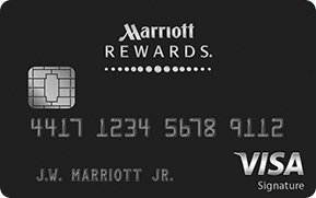 marriott rewards premier visa review