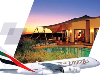 SPG & Emirates: World Rewards w/ SPG & Emirates Skywards 1