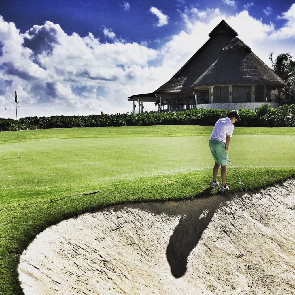 El Camelon Mayakoba Golf Course