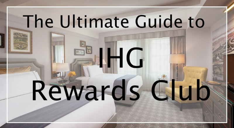 IHG Rewards Levels and Benefits