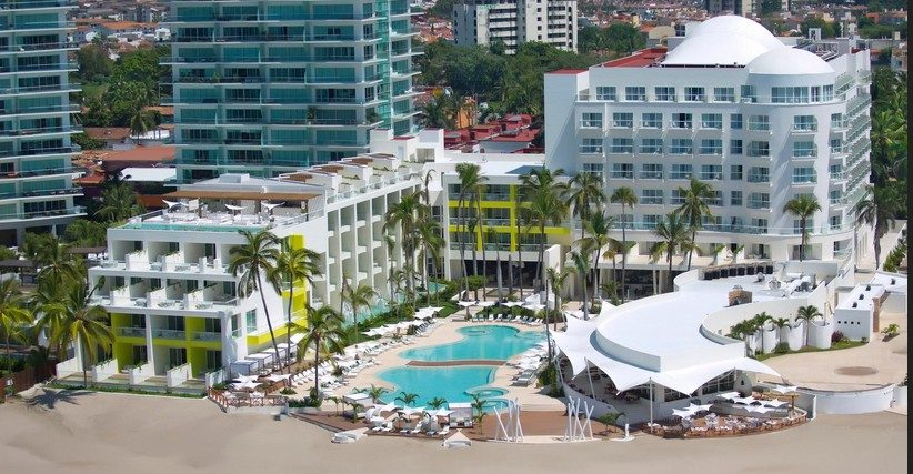 hilton hhonors points all inclusive Puerto Vallarta R