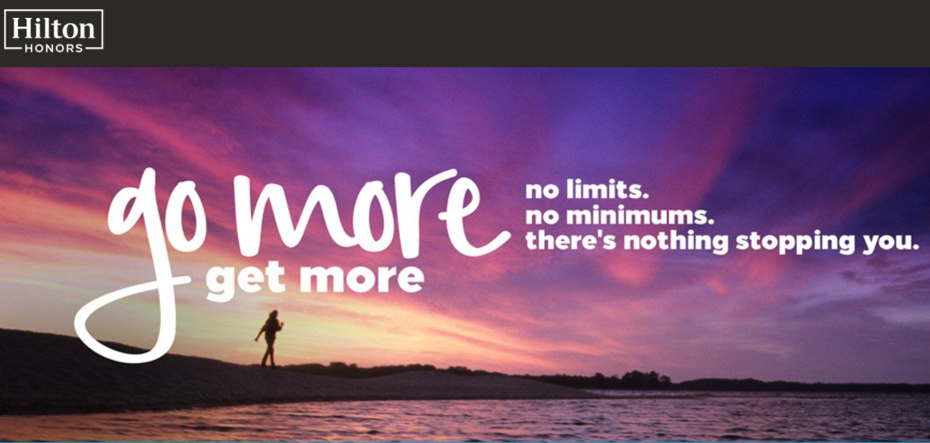 "Hilton Honors Summer 2017 Promotion - ""Go More, Get More"""
