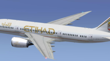 Etihad AMEX Offer – Save 10% on all Fare Classes!