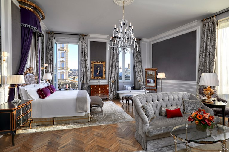 The St. Regis Florence Review: Firenze, Italy 1