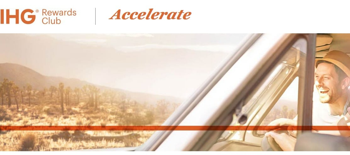 "IHG Rewards Club ""Accelerate"" Promotion Q4 2017 1"