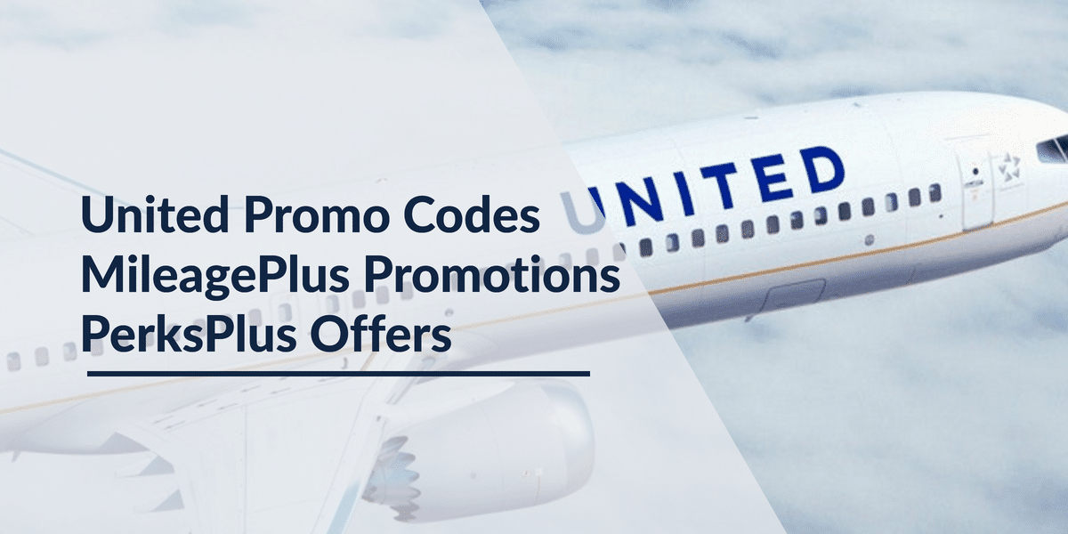United airlines coupon code