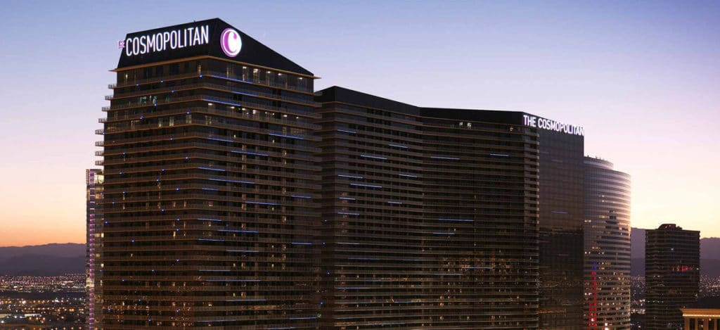 marriott points las vegas