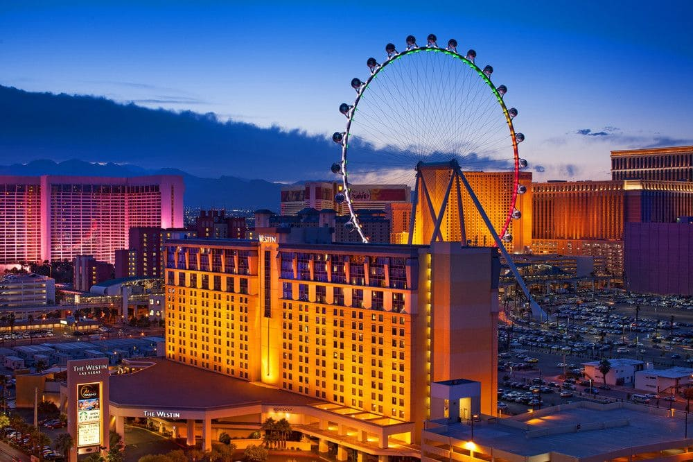 use starwood points for las vegas