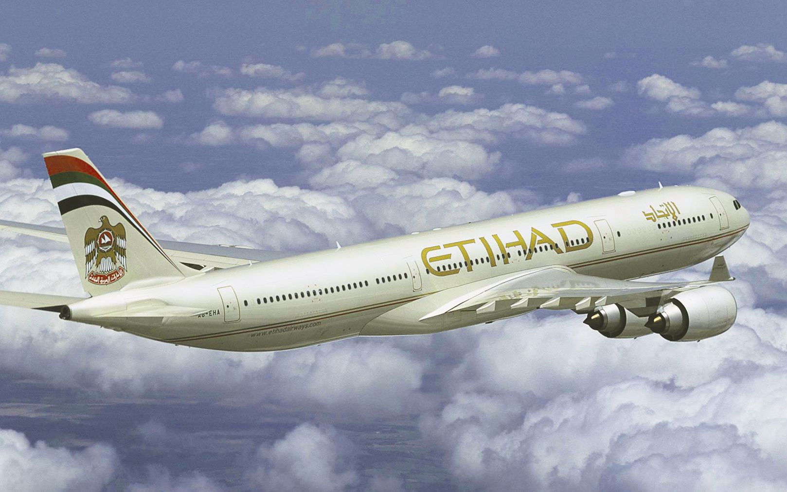 Etihad AMEX Offer - Save 10% on all Fare Classes!