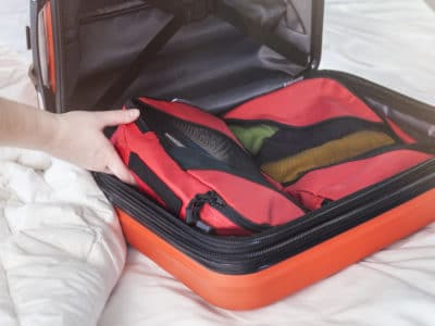 How To Use Packing Cubes To Travel With Just Carry On Luggage 2