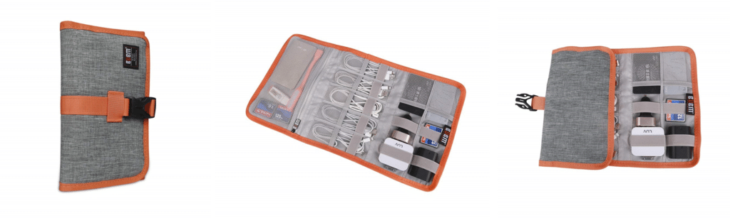 best travel electronics case to stay organized