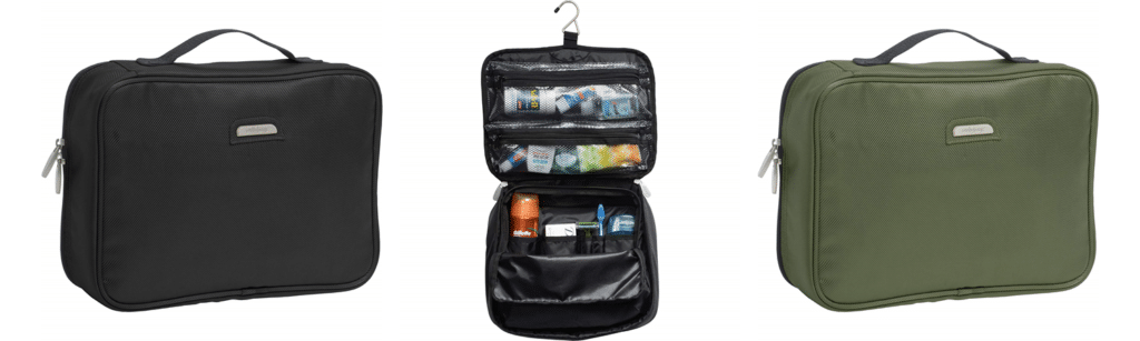 best toiletry kit for carry on