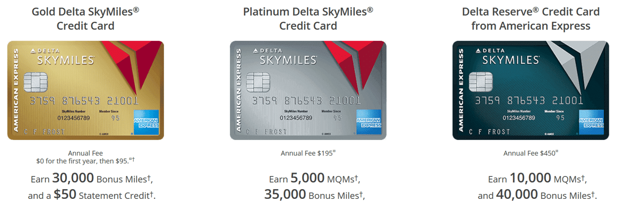 are delta credit cards worth it