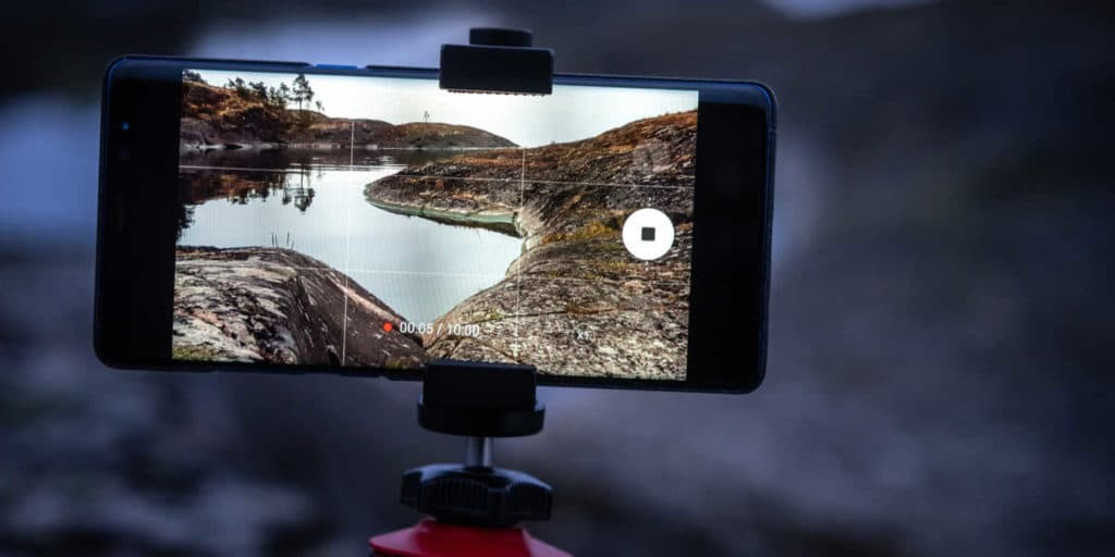 iphone Photography Tips: stabilizing with tripod