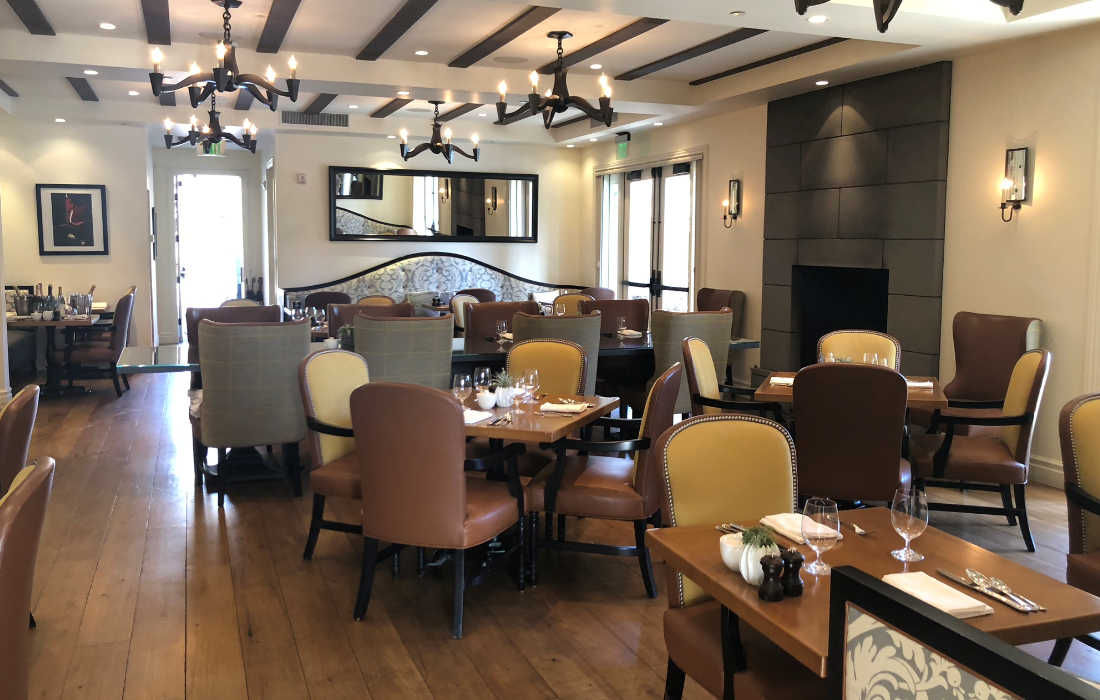 Heritage Oak Restaurant Hotel Yountville Review