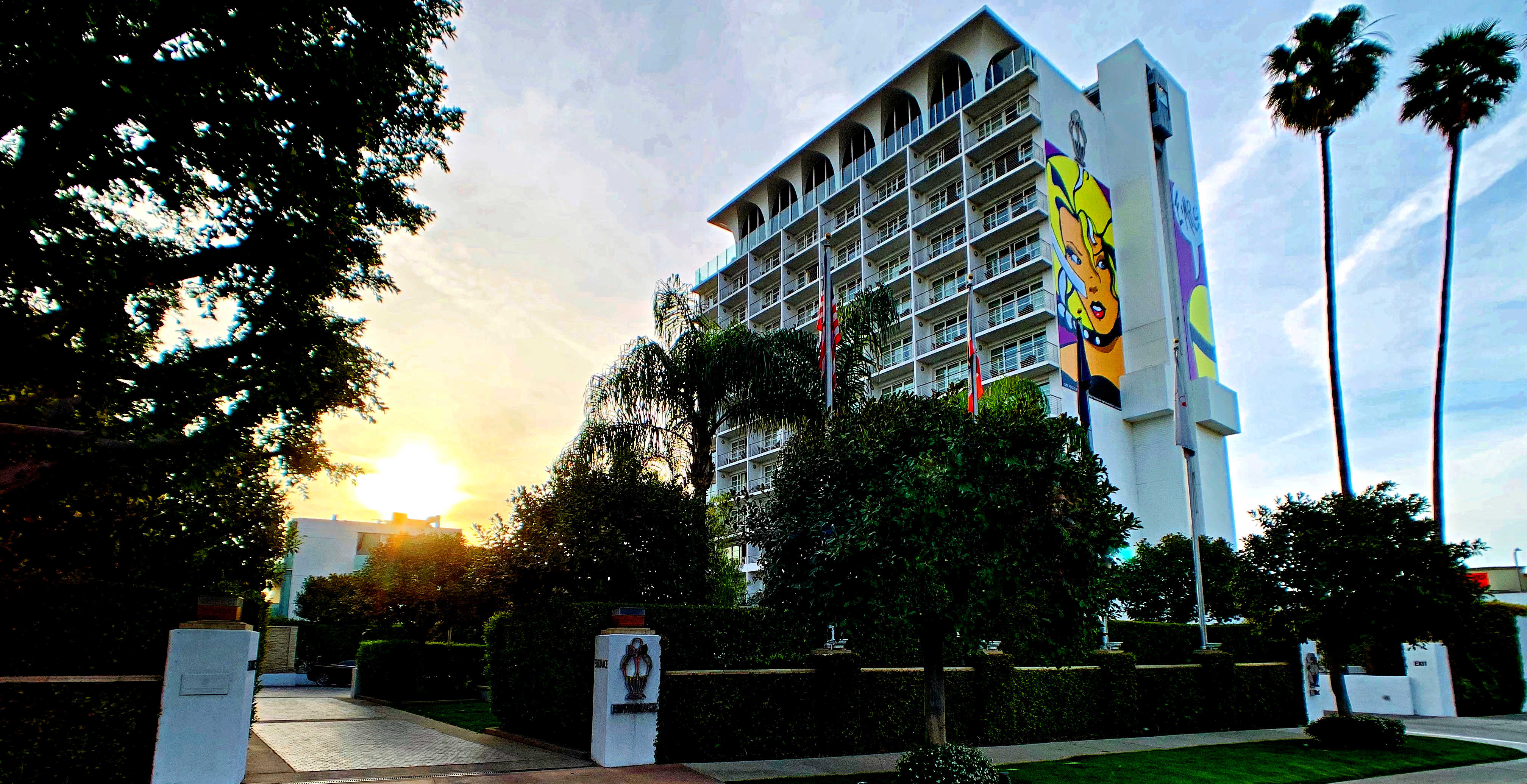 Mr. C Beverly Hills Hotel Review