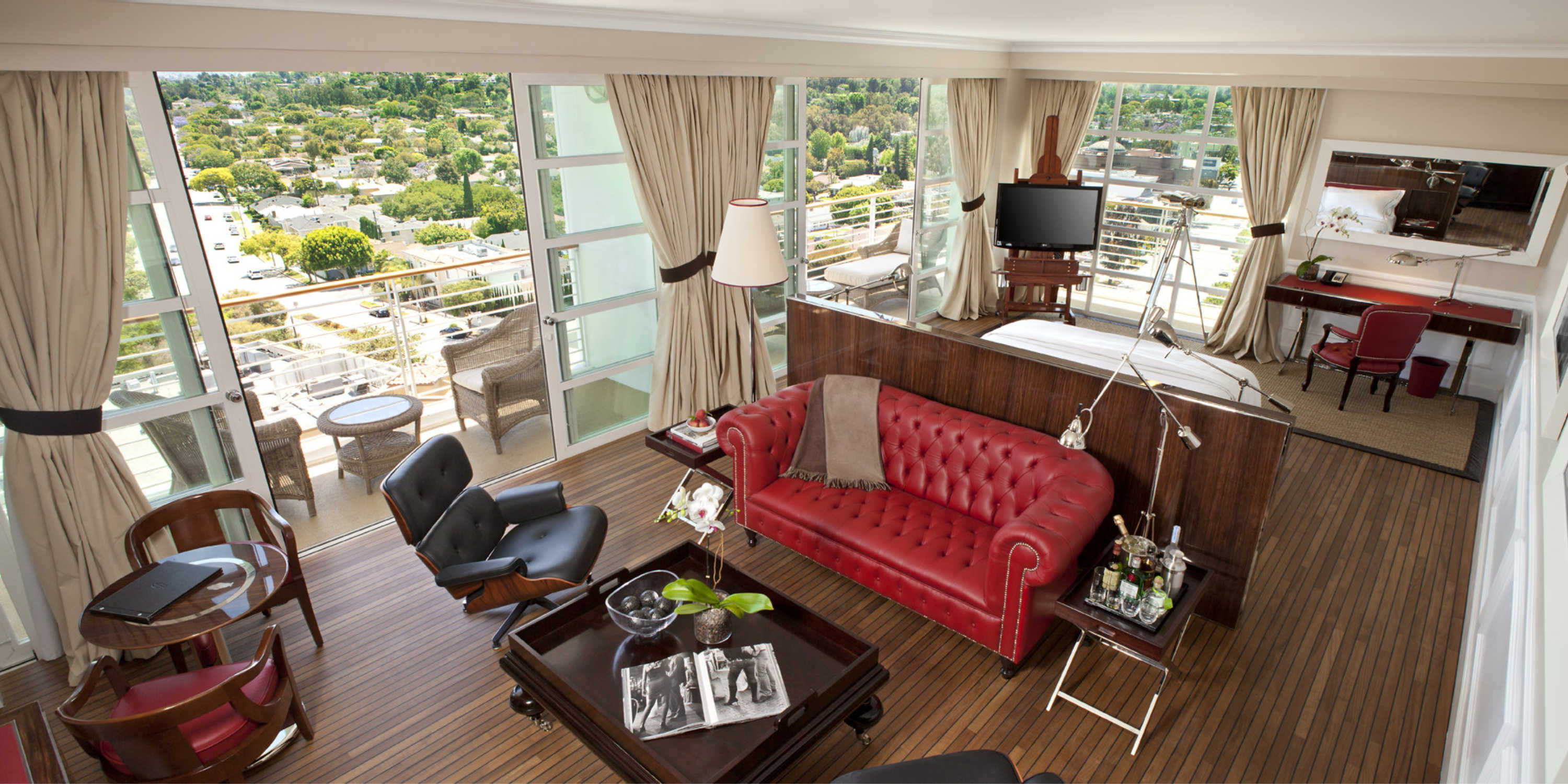 Signature Suite Mr. C Beverly Hills Review