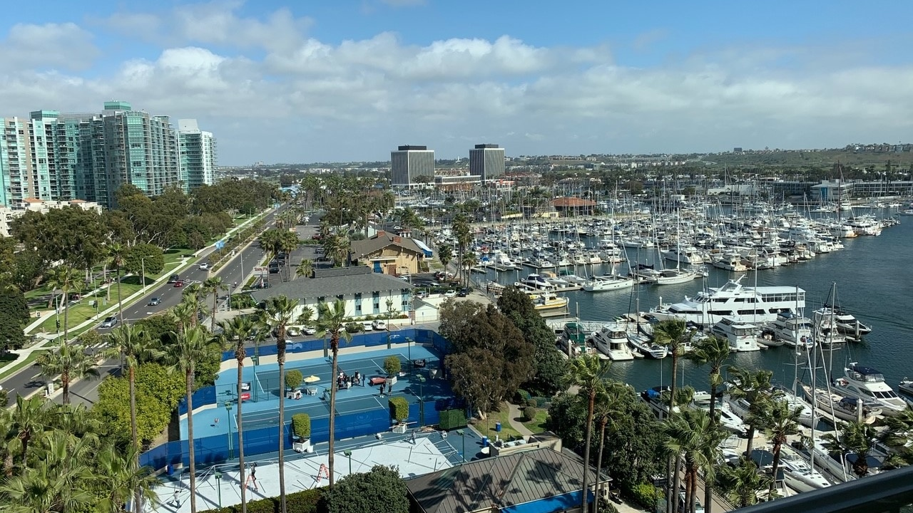 ritz carlton marina del rey room view harbor