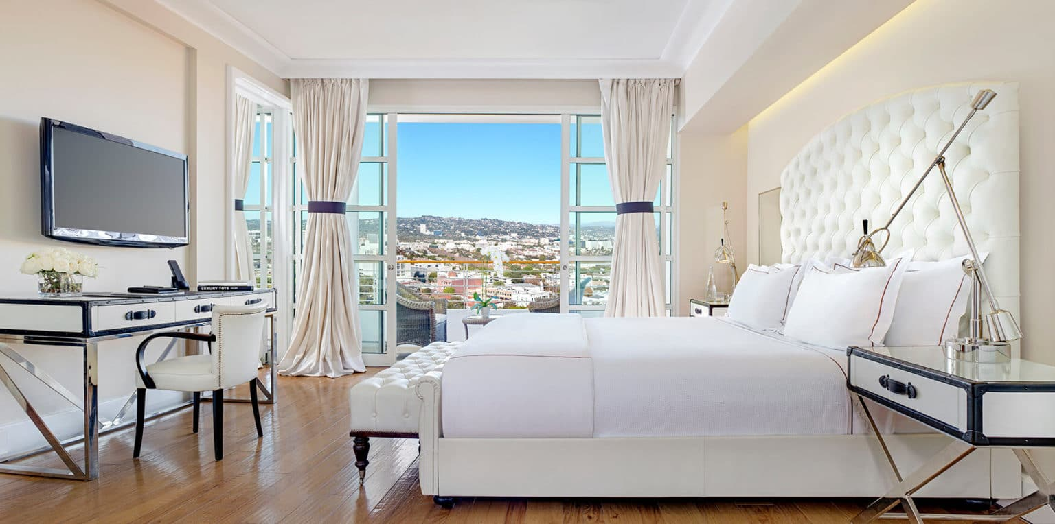 Mr. C Beverly Hills Hotel Review 11
