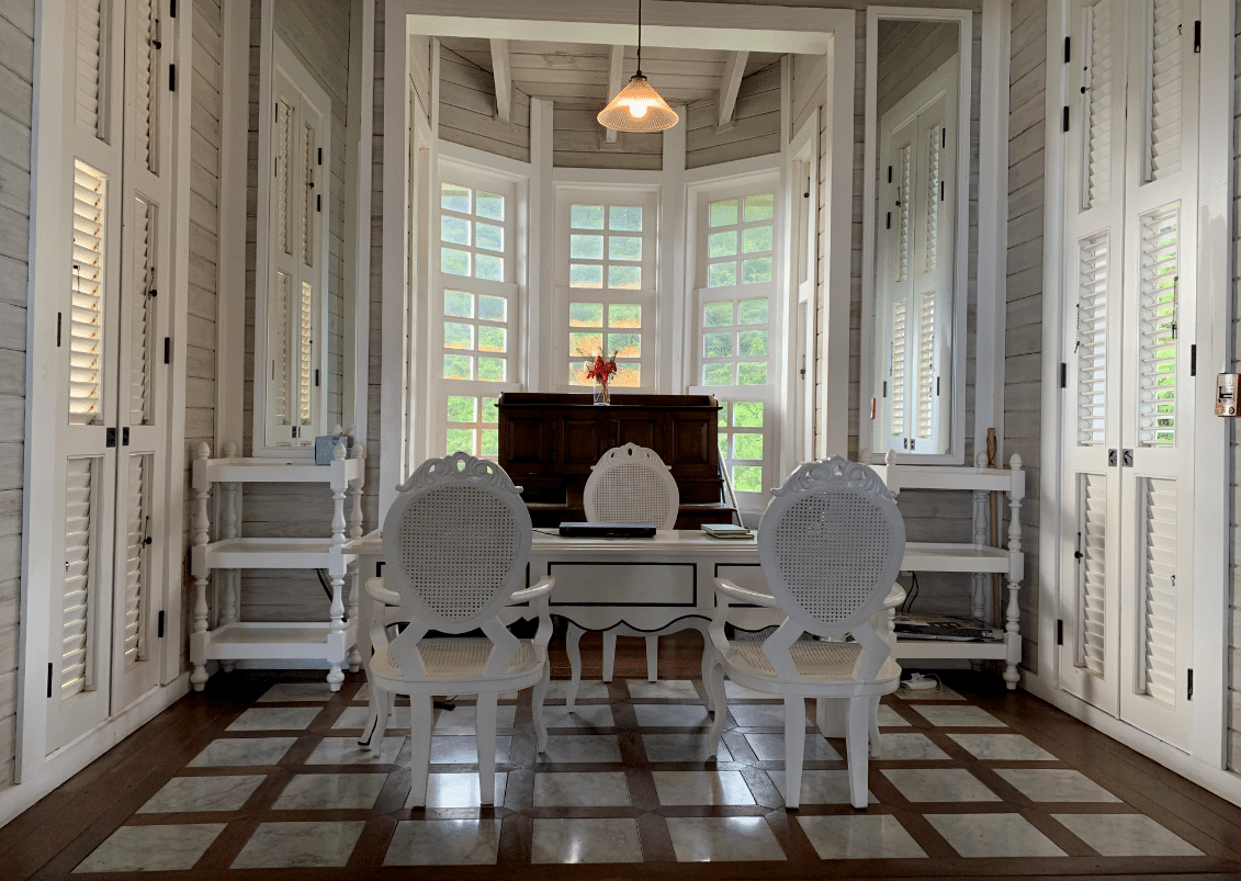 Belle Mont Farm Concierge Desk