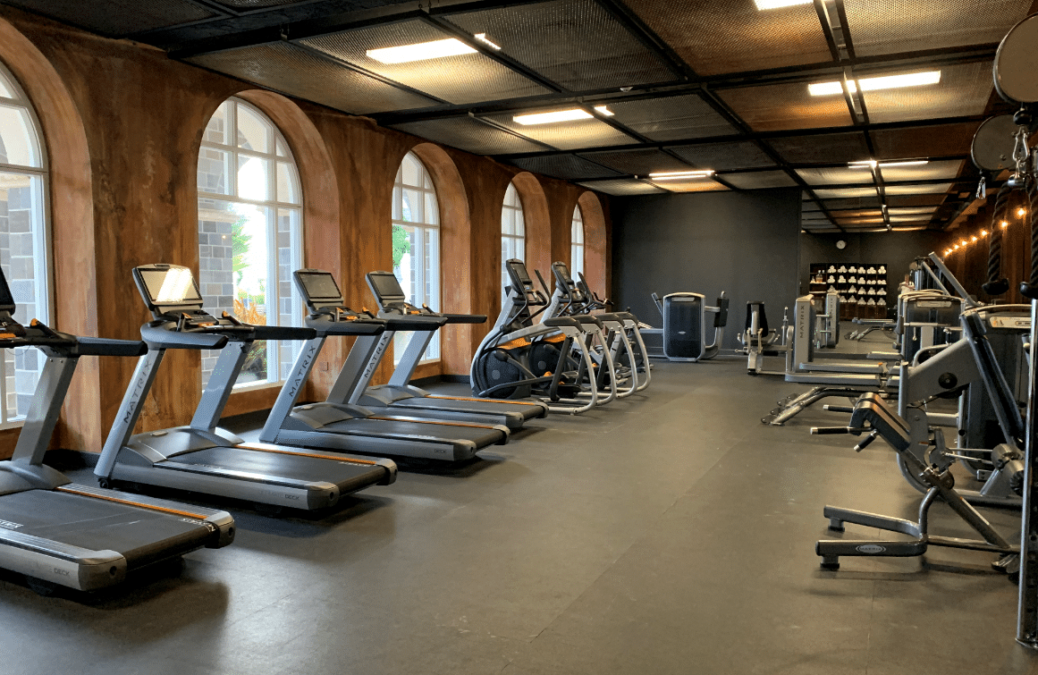belle mont farm fitness center