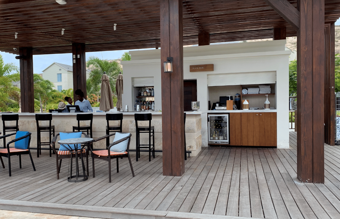 The Pool Bar Park Hyatt St Kitts
