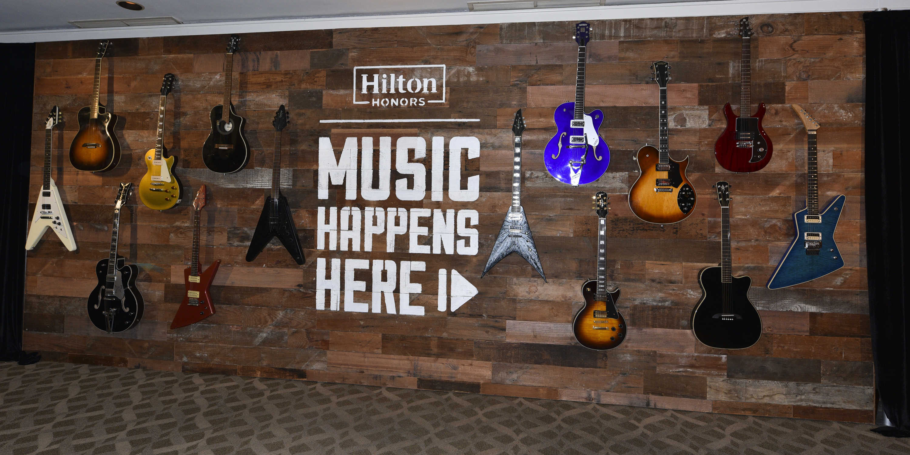 hilton honors experiences