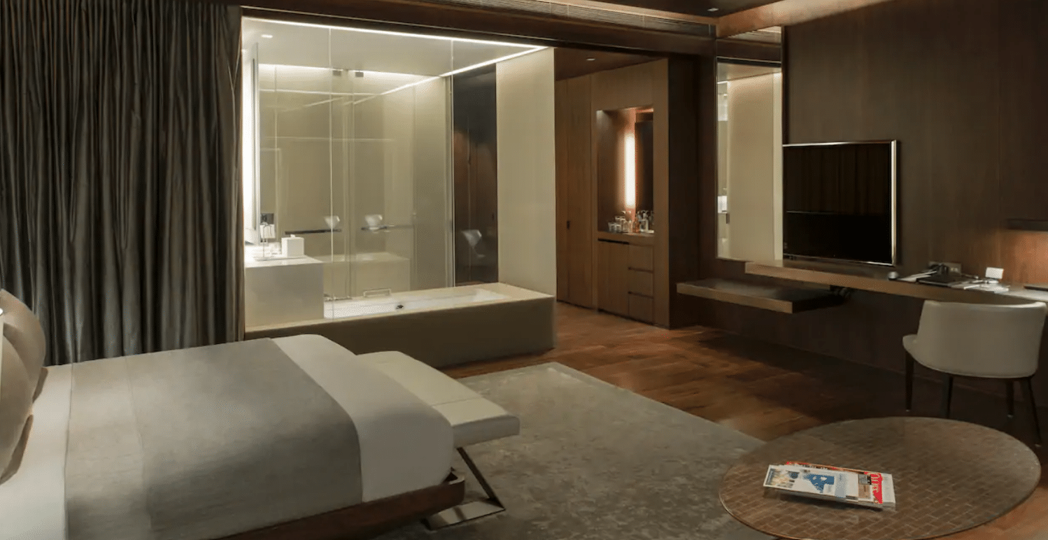 Hyatt Centric Istanbul is the former Edition Hotel Istanbul