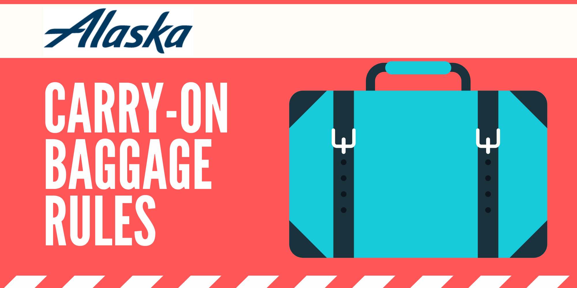 Alaska Airlines Carry On Policy