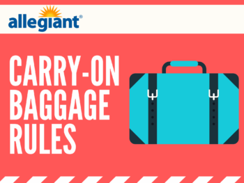 Allegiant Airlines Carry-On Rules: Everything Need to Know 2