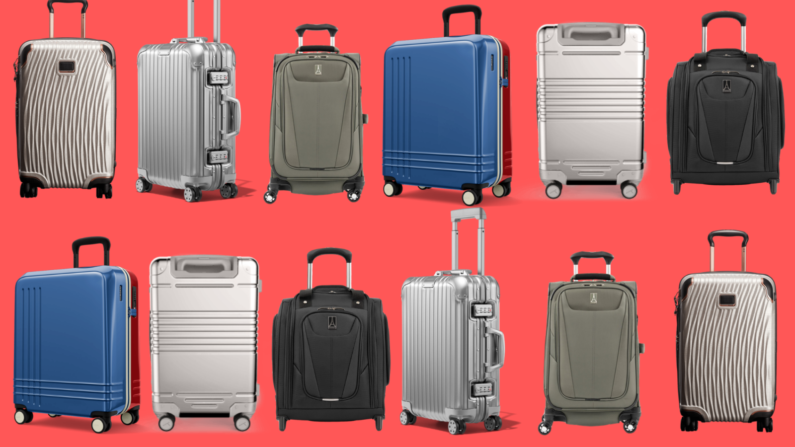 The 7 Best Carry-On Luggage Bags For Frequent Travelers