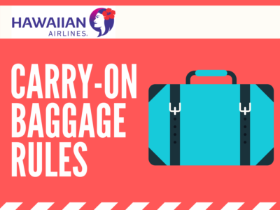 Hawaiian Airlines Carry-On Rules: Everything Need to Know 2