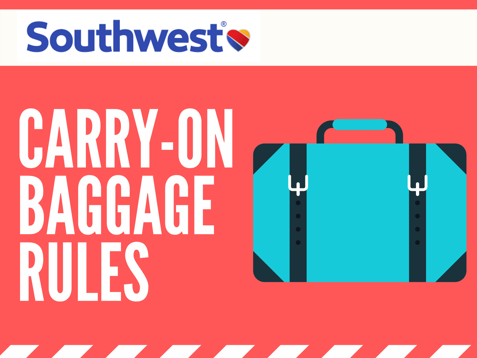 Southwest Airlines Carry On Rules Everything Need To Know