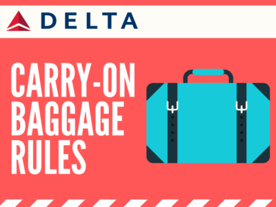 Delta Carry-On Rules and guidelines